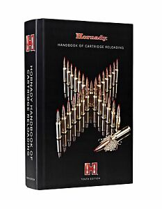 Hornady 10th Edition Handbook of Cartridge Reloading Manual Successfully Reload