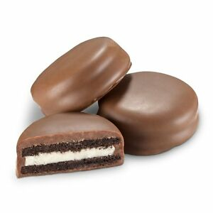 Milk Chocolate Double Stuffed Oreos | Pick a Size! | Free Expedited Shipping