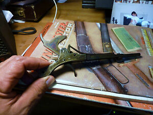 NOS ORIGINAL WINCHESTER LOWER TANG SET TRIGGER 1873 NOT SERIALIZED