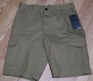 HURLEY MEN'S Dry-Fit GI CARGO SHORTS SIZE 36 MWS00002570