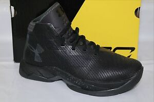 UNDER ARMOUR UA PS CURRY 2.5 BOYS BASKETBALL SHOE BLACK 12763331274062-006