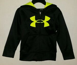 Toddler Under Armour Full Zip Hoodie Size 2T