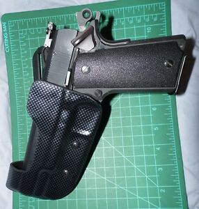 Blade-Tech Pro-Series LH Speed Rig Competition CF Holster STI 2011 Eagle SR Loop