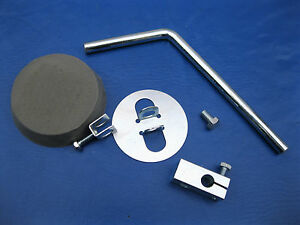 KNEE LIFT COMPLET RUBBER PAD ROUND INDUSTRIAL SEWING SINGER PART # 140507001 $29.50