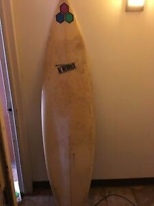 Al Merrick Shapes Design Surfboard 6'1-6'2