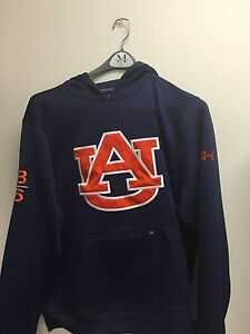 2015 Auburn Tigers Under Armour Football Sweatshirt Hoodie & Pants XL Large
