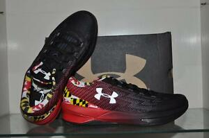 Under Armour Charged Controller Mens Low Basketball Shoes 1286379 600 Maryland
