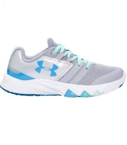 NEW Girl's Under Armour Shoes UA GPS PRIMED 1273996-941 Select Youth Sizes