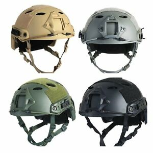 Practical Men Military Tactical Protective ABS Fast Helmet Airsoft Paintball