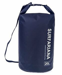 Camping Hiking Waterproof Dry Bag – Premium Heavy Duty Floating Wet Sack –