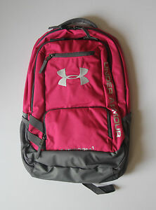 Under Armour  Storm Hustle Backpack   Pink   1272782