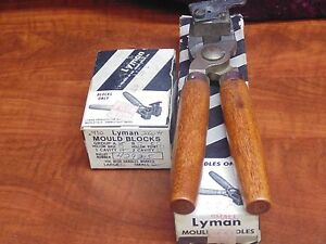 Lyman .44 Cal. 210gr. SWC GC 1 Cavity bullet MOLD MOULD