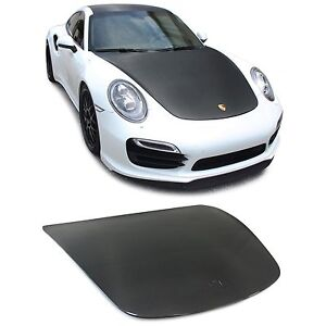 GENUINE CARBON fiber hood bonnet FOR PORSCHE 911 991 from 11