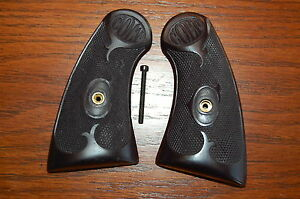 COLT ARMY SPECIAL OFFICER'S MODEL & OFFICIAL POLICE GRIPS