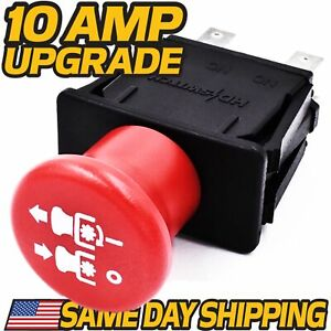 Clutch PTO Switch Replaces 01545600 Ariens Gravely Free 10 Amp Upgrade $15.79