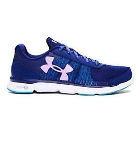 NEW Youth Girl's Under Armour Shoes UA GGS MICRO G SPEED SWIFT 1266305-403 Kids
