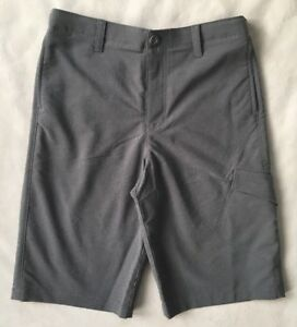 UNDER ARMOUR Boys Match Play Cargo Golf Shorts 1277223 $50 SMALL MEDIUM