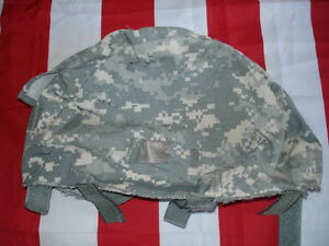 MICH Army Helmet Cover ACU New Tactical Military One Size