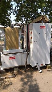 dry cleaning equipment $15000.00