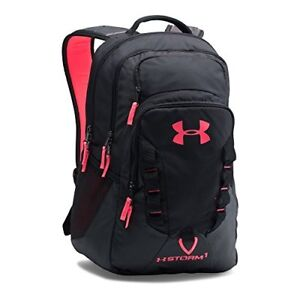 Under Armour Storm Recruit Backpack BlackBlack One Size