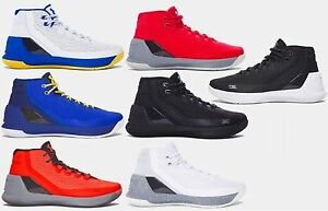 Under Armour Curry 3 Boys Grade School Shoes