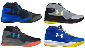 UNDER ARMOUR JET  2017 kids  BOYS' GRADE basketball shoes lifestyle sneaker