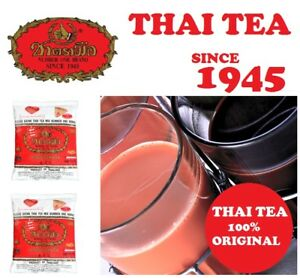Thailand Original Tea Mix Number One Brand 400g