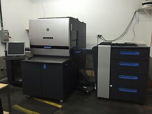 HP Indigo 5600 Digital Press with Upgrades!