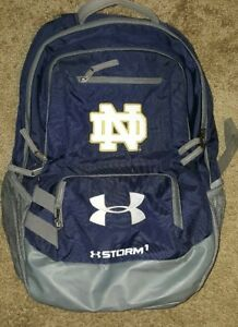 Norte Dame Under Armour Backpack