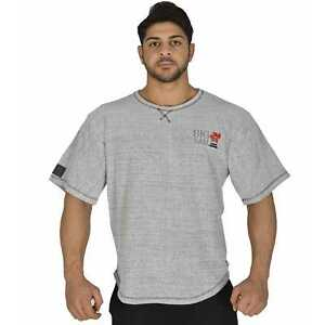 BIG SAM SPORTSWEAR COMPANY Ragtop Rag Top Sweater T-Shirt Bodybuilding 3201