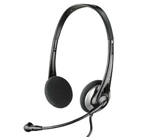 Headset Headphones with Noise cancelling Mic for Laptop Desktop Computer