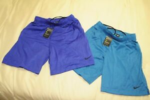 Nike Men's DRY Dri Fit Basketball Shorts Size Large Lot of 2 NWT NEW