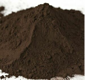 Jet Black Cocoa Powder - Pick a Size! - Free Expedited Shipping