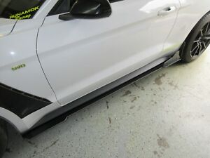 FORD MUSTANG HARDCORE SIDE SKIRTS 2015-19