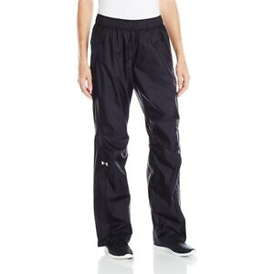 Under Armour Women Athletic UA Storm 3 Surge Outdoor WaterProof Ankle Zip Pants