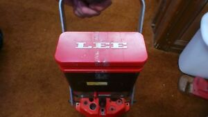 LEE Load-All 12 Gauge Shotgun Shell Reloader Used Working With Accessory Pieces