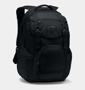 Under Armour Tactical UA Coalition 2.0 Backpack & Mac Laptop Bag Black 1298441