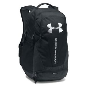 Under Armour Storm Heatgear Hustle 3.0 Backpack Bag Pack Black 1294720