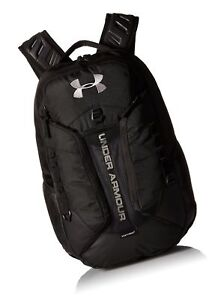 Under Armour Storm Contender Backpack BlackSteel One Size