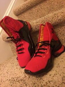 Under Armour Mpz Cam C1N Youth Basketball shoes NEW CONDITION