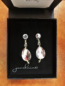 RARE Jewelmint Statement Cocktail Earrings Bundle (NEW - Jackie Os Sugar Pops)