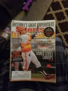 George Springer Sports Illustrated from June 30 2014 predicting Houston Astros