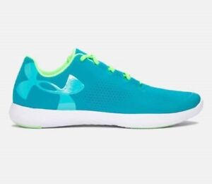 NEW Girl's Under Armour UA GGS STREET PRECISION LOW Shoes Select Youth Sizes
