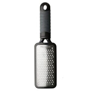 Microplane Home 2.0 Series Stainless Steel Coarse Grater - Black