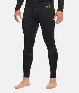 New Under Armour Mens  Base Coldgear 3.0 Fitted Leggings Pants Black 3XL1239729