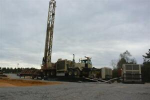 Oil Drilling Package featuring Atlas Copco RD20 III
