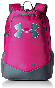 Under Armour Storm Scrimmage School Backpack Tropic PinkGraphite Unisex