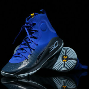 Under Armour Curry 4 Sneaker Men's Basketball Shoes