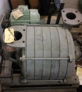 Lamson 8 HP Blower with Motor