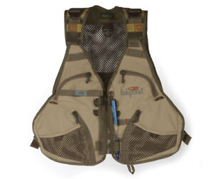 Fishpond Fly Fishing Flint Hills Fishing Vest Clay